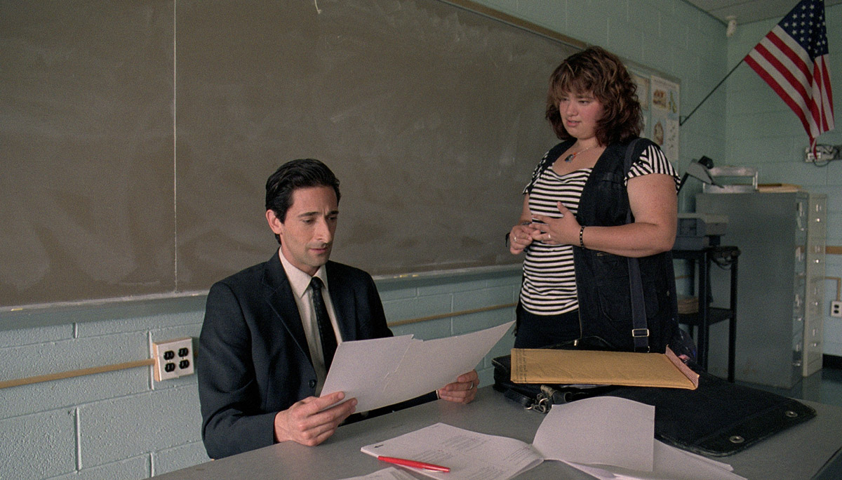Detachment : Photo Adrien Brody, Tony Kaye