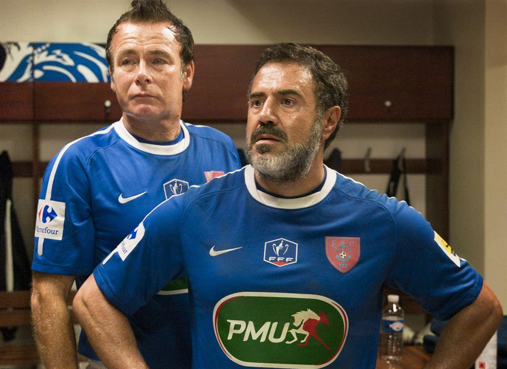 Les Seigneurs : Photo Franck Dubosc, José Garcia