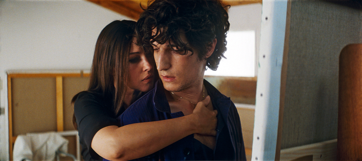 Un été brûlant : Photo Louis Garrel, Monica Bellucci