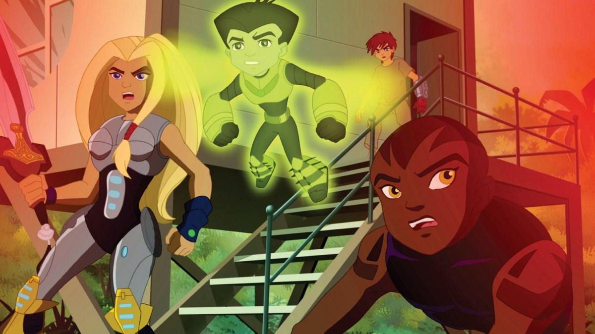 Next Avengers : Photo