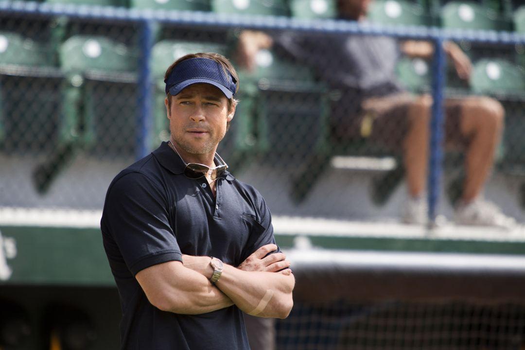 Le Stratège : Photo Brad Pitt