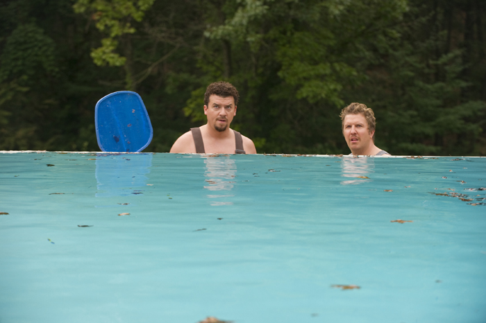 30 Minutes Maximum : Photo Danny McBride, Nick Swardson, Ruben Fleischer