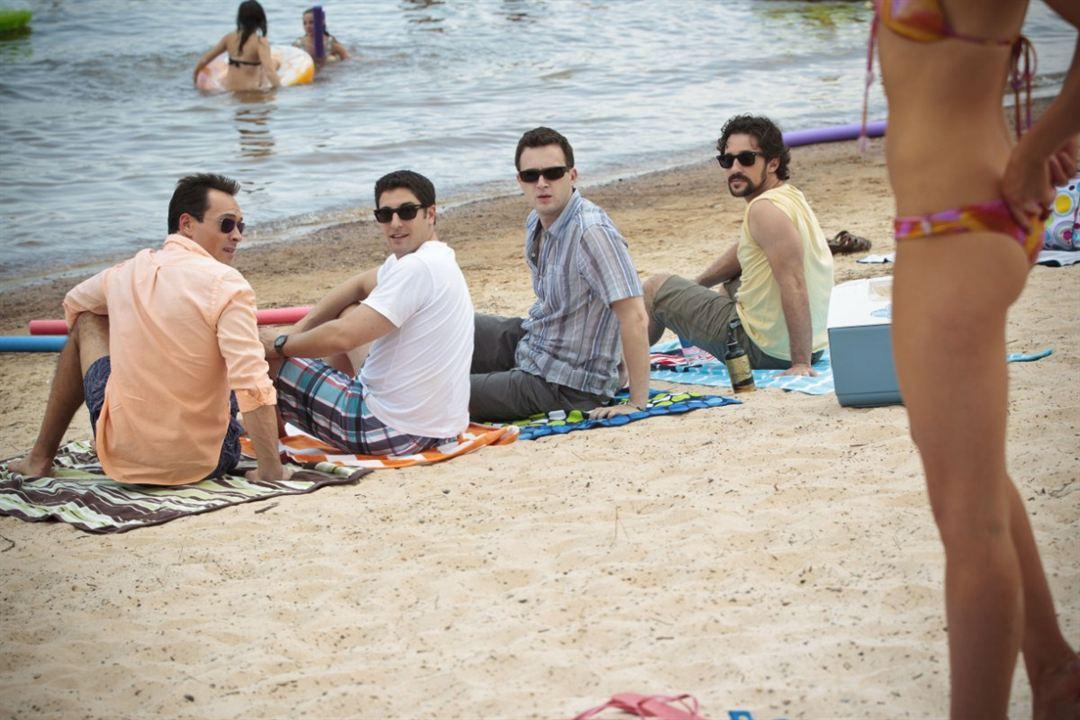 American Pie 4 : Photo Chris Klein, Eddie Kaye Thomas, Jason Biggs, Thomas Ian Nicholas
