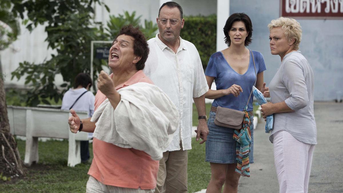 On ne choisit pas sa famille : Photo Christian Clavier, Héléna Noguerra, Jean Reno, Muriel Robin