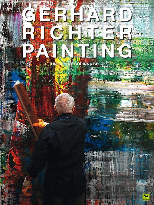 Gerhard Richter - Painting : Affiche