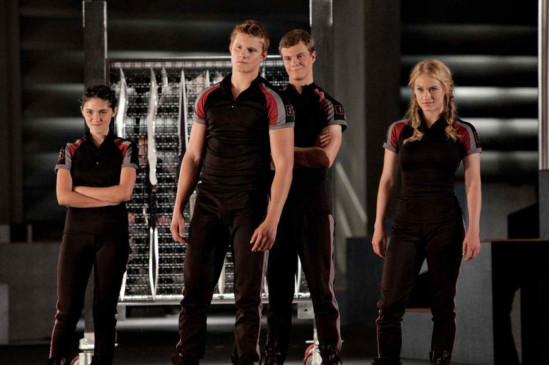 Hunger Games : Photo Alexander Ludwig, Isabelle Fuhrman, Jack Quaid, Leven Rambin