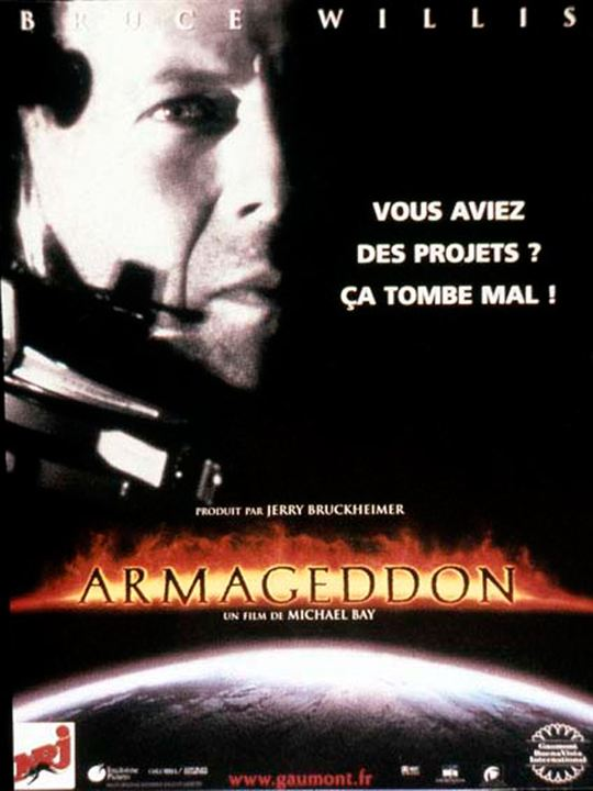 Armageddon : Affiche