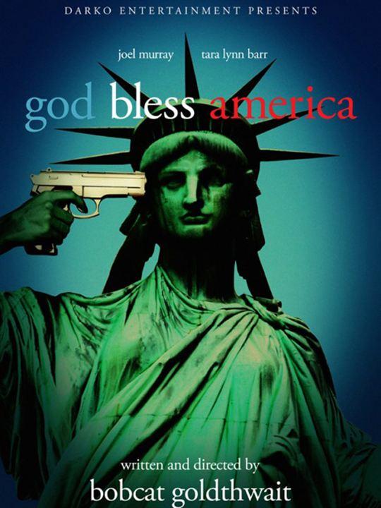 God Bless America : Affiche