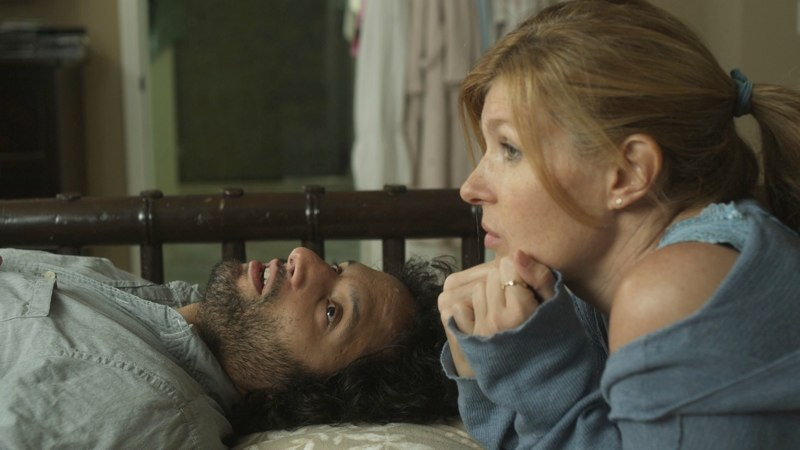 Conception : Photo Connie Britton, Jason Mantzoukas