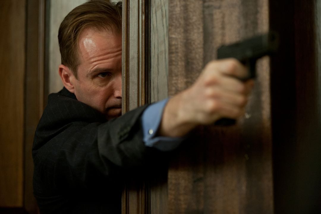 Skyfall : Photo Ralph Fiennes