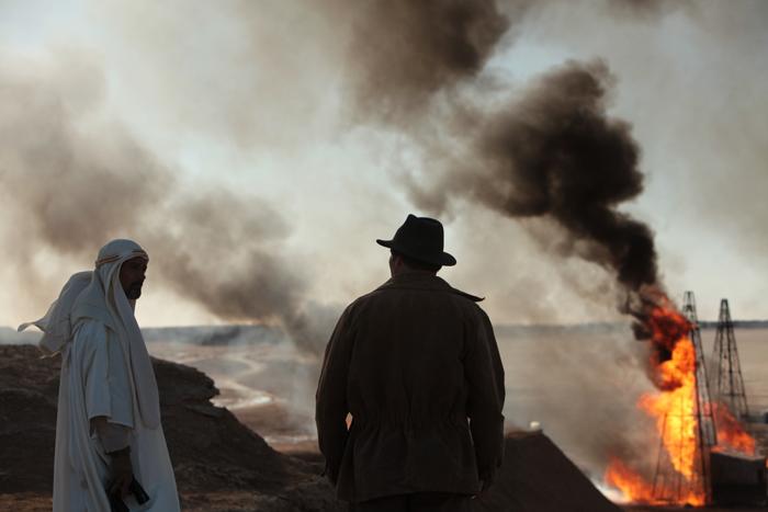 Or Noir : Photo Antonio Banderas