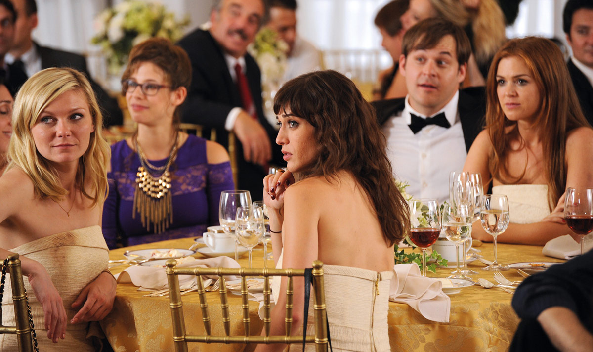 Bachelorette : Photo Isla Fisher, Kirsten Dunst, Kyle Bornheimer, Lizzy Caplan
