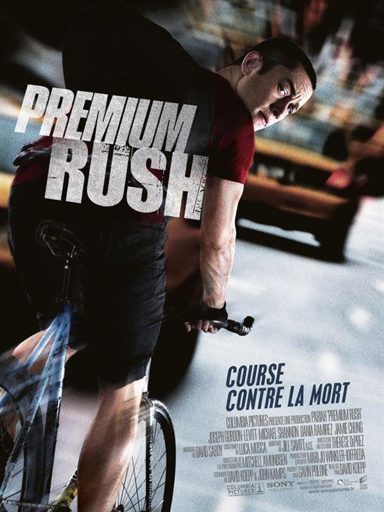 Premium Rush : Affiche