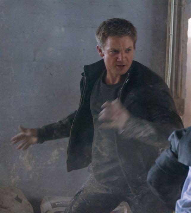 Jason Bourne : l'héritage : Photo Jeremy Renner