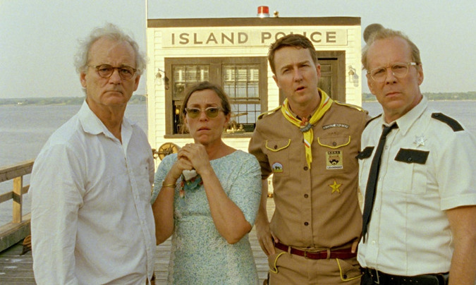 Moonrise Kingdom : photo