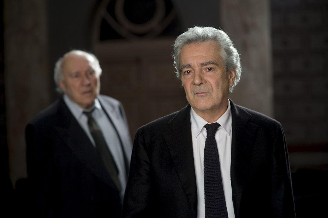 Vous n'avez encore rien vu : Photo Michel Piccoli, Pierre Arditi