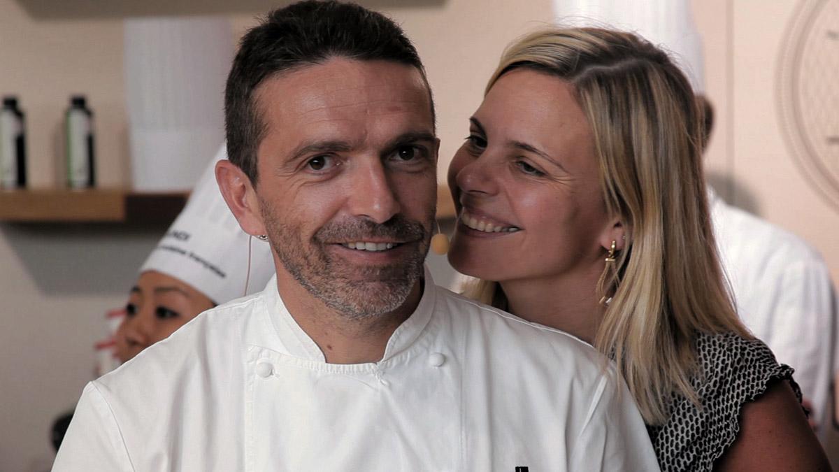 Entre Les Bras - La cuisine en héritage : Photo