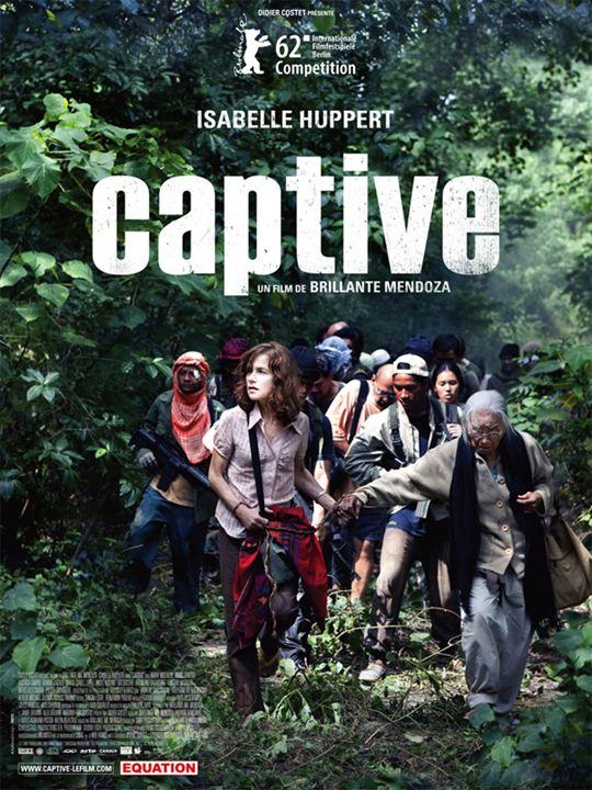 Captive : Affiche