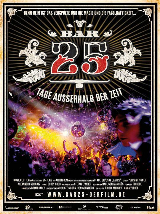 Bar 25 : Photo Ben Kingsley, John C. Reilly, Sacha Baron Cohen
