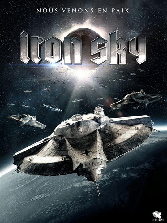 Iron Sky : Affiche