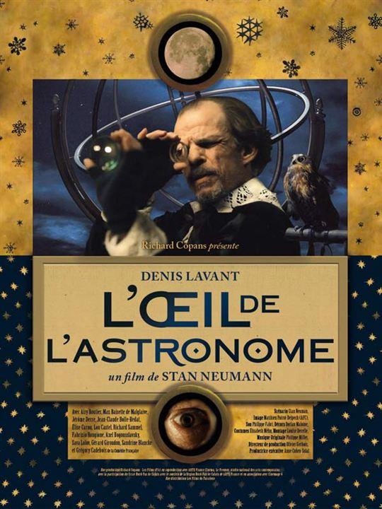 L'Oeil de l'astronome : affiche