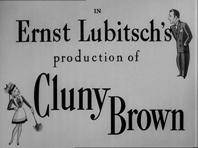 Cluny Brown (La Folle ingénue) : Photo