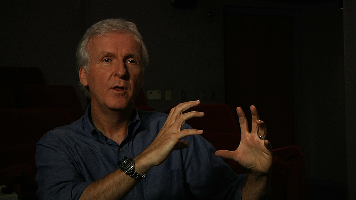 Side by Side : Photo James Cameron