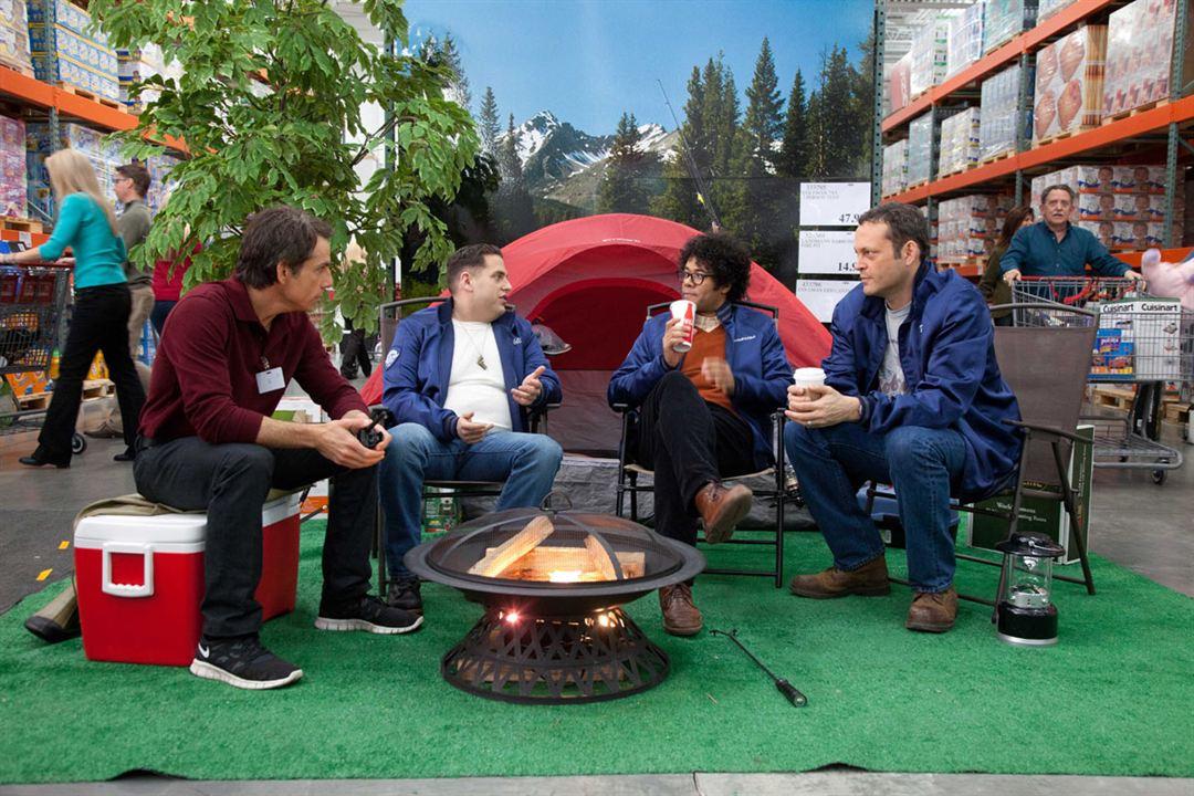 Voisins du troisième type : Photo Ben Stiller, Jonah Hill, Richard Ayoade, Vince Vaughn