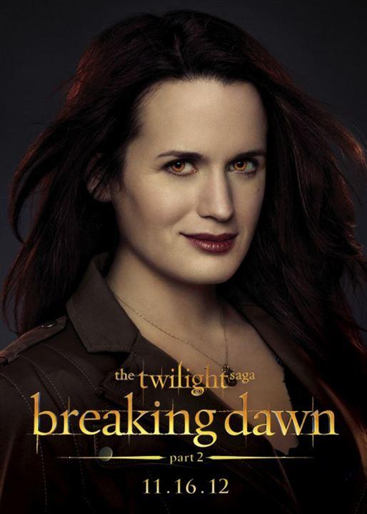 Twilight - Chapitre 5 : Révélation 2e partie : Affiche Elizabeth Reaser
