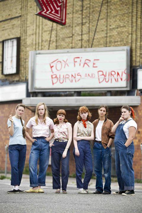 Foxfire, confessions d'un gang de filles : Photo Claire Mazerolle, Katie Coseni, Madeleine Bisson, Paige Moyles, Raven Adamson