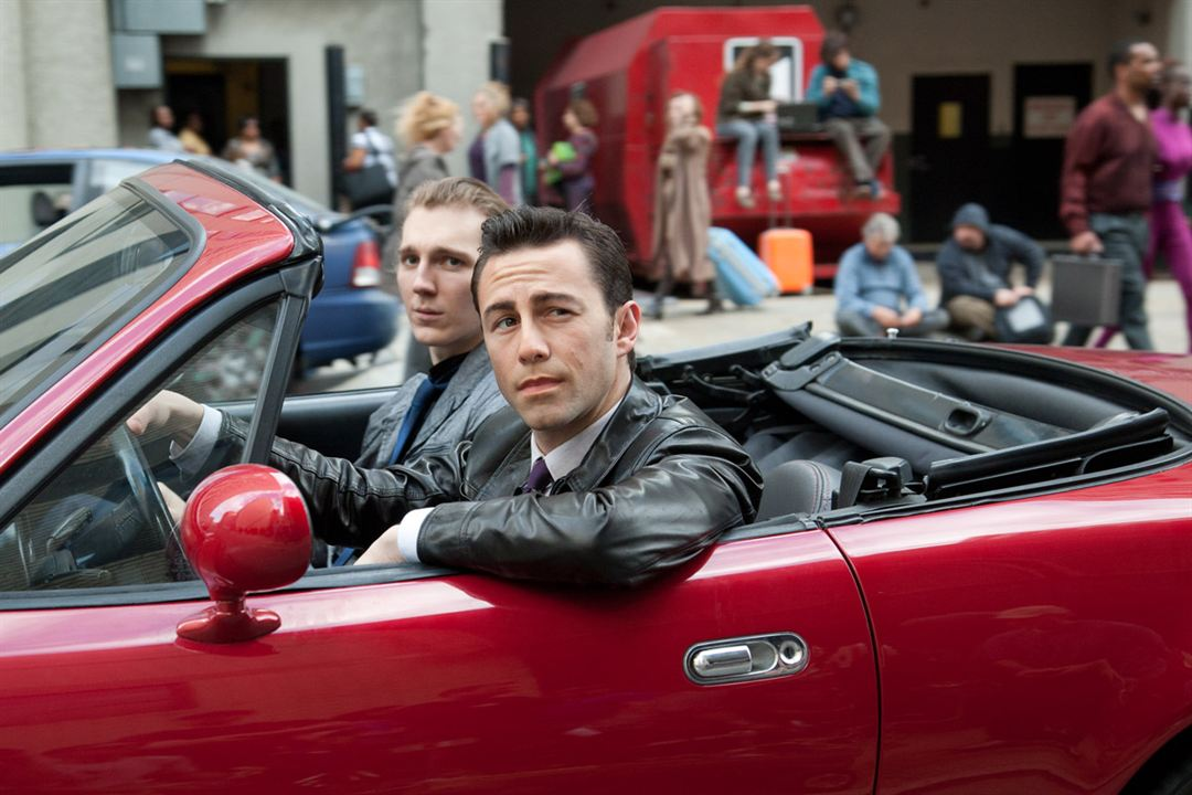 Looper : Photo Joseph Gordon-Levitt, Paul Dano