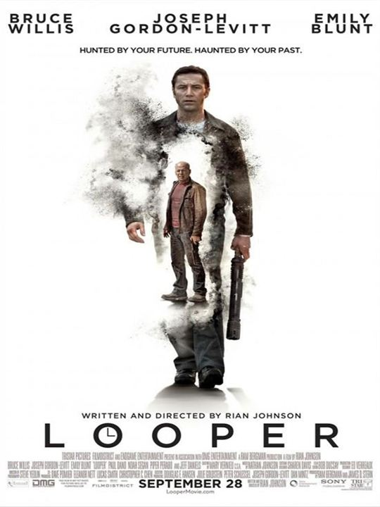 Looper : Affiche