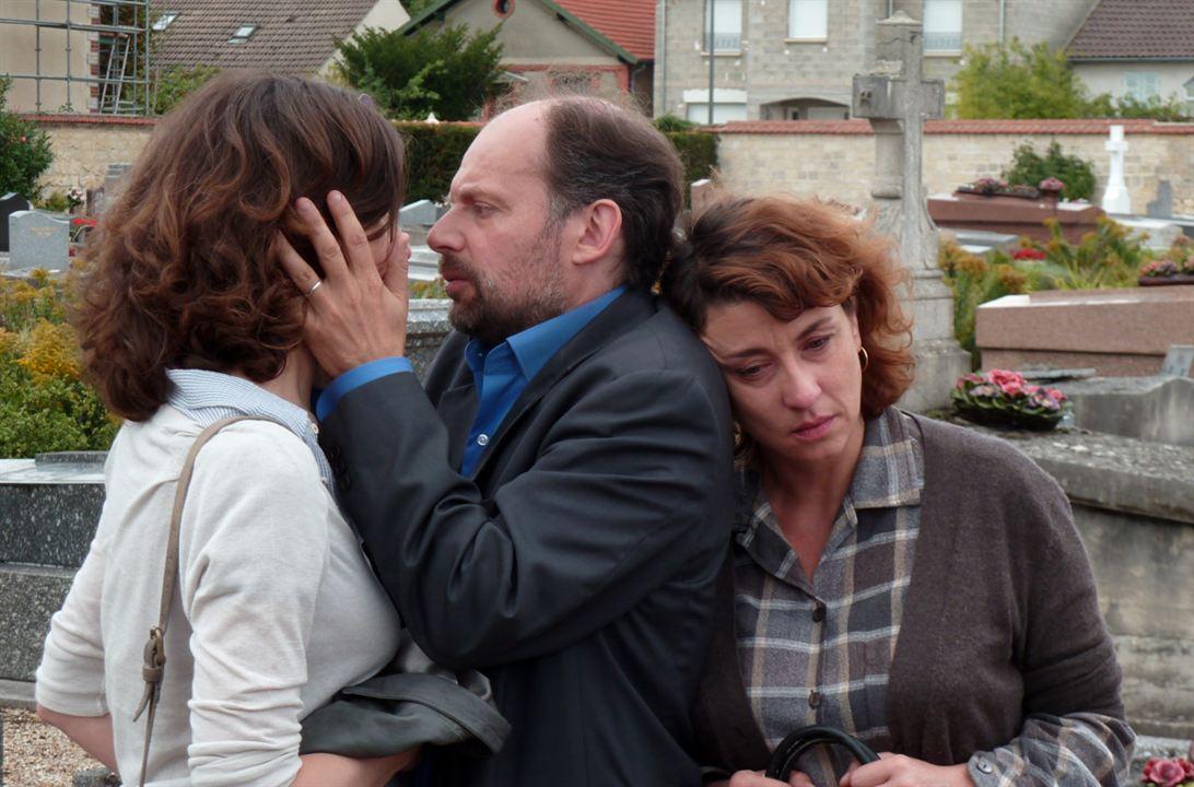 Adieu Berthe ou l'enterrement de mémé : Photo Denis Podalydès, Noémie Lvovsky, Valérie Lemercier