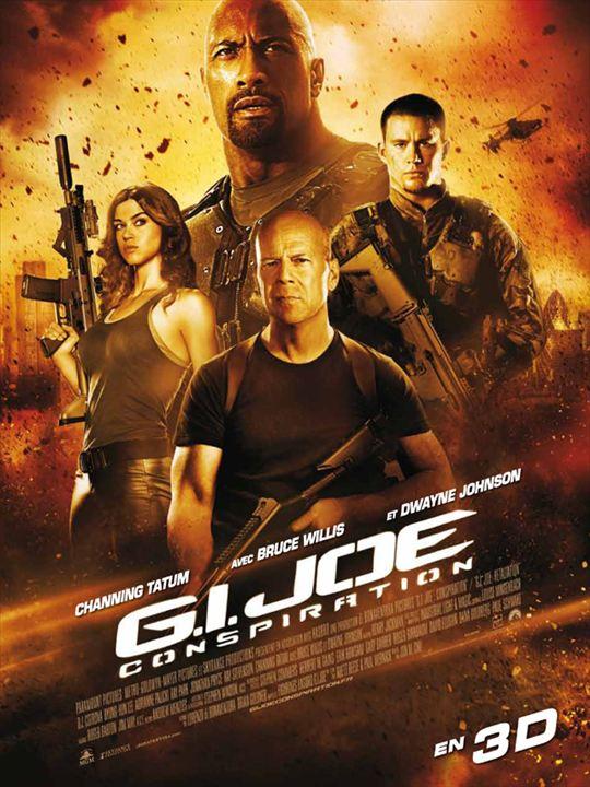 G.I. Joe : Conspiration : Affiche