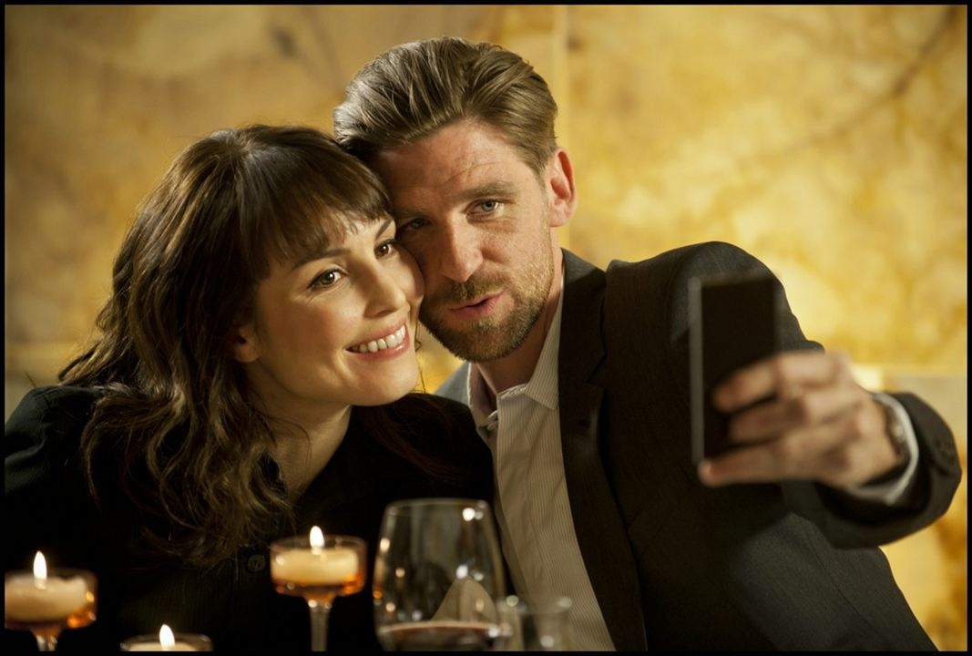 Passion : Photo Noomi Rapace, Paul Anderson (II)