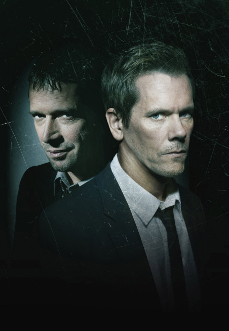 Following : Photo James Purefoy, Kevin Bacon