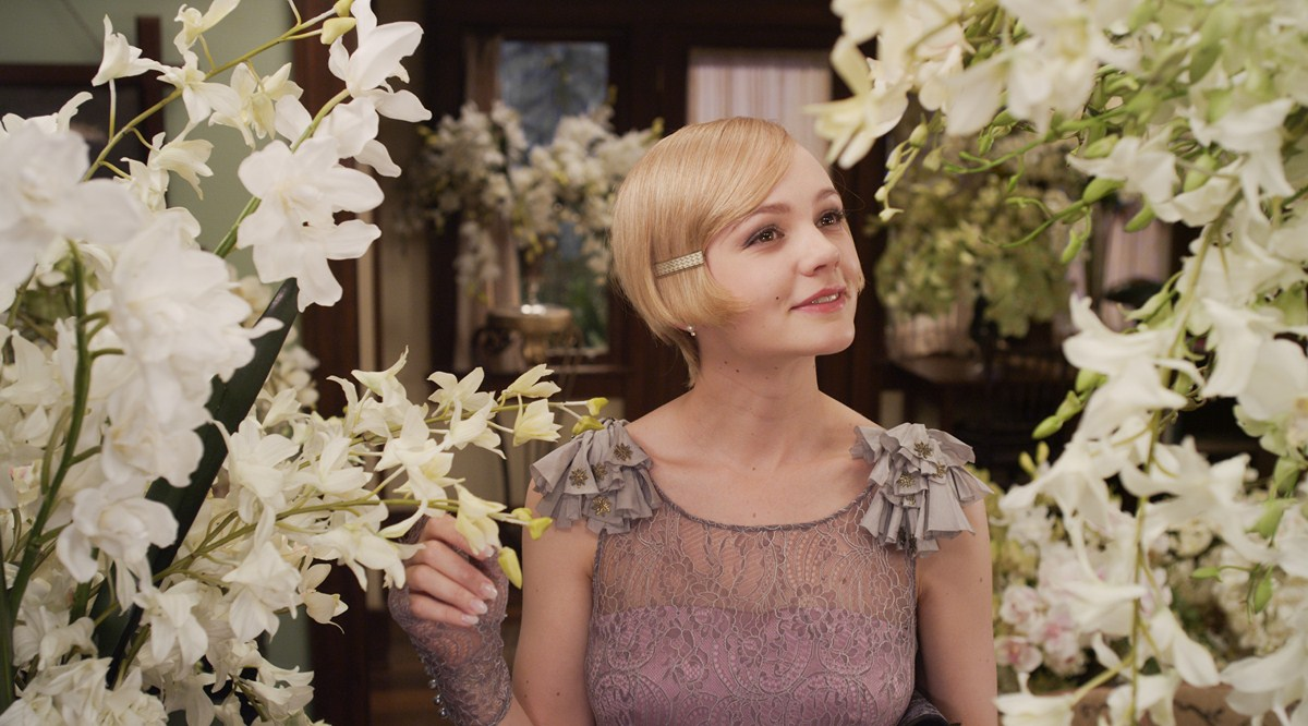 Gatsby le Magnifique : Photo Carey Mulligan