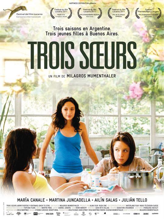 Trois soeurs : Affiche