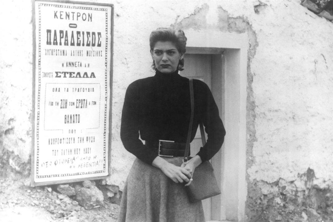 Stella, femme libre : Photo Melina Mercouri