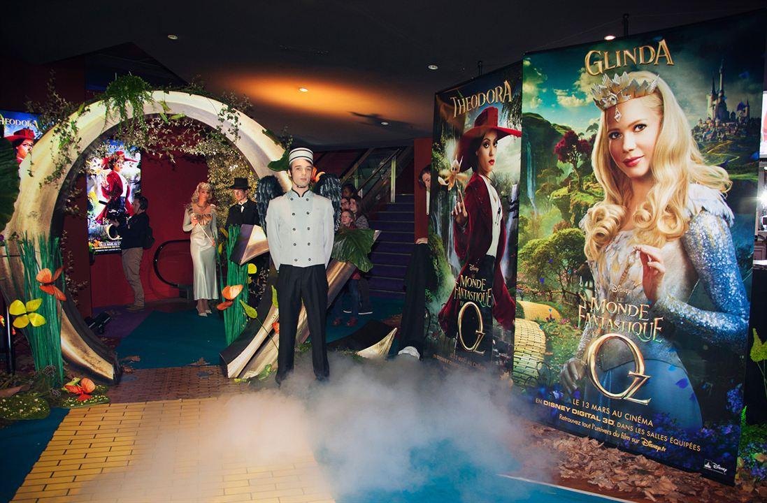 Le Monde fantastique d'Oz : Photo