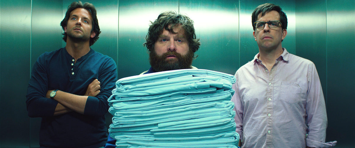 Very Bad Trip 3 : Photo Bradley Cooper, Ed Helms, Zach Galifianakis