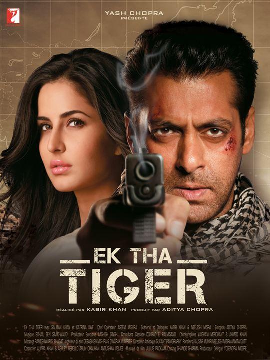 Ek Tha Tiger : Affiche