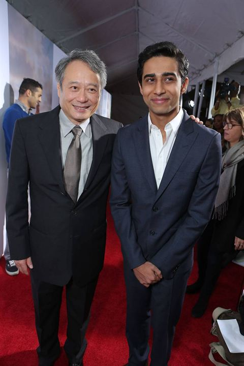 L'Odyssée de Pi : Photo promotionnelle Ang Lee, Suraj Sharma
