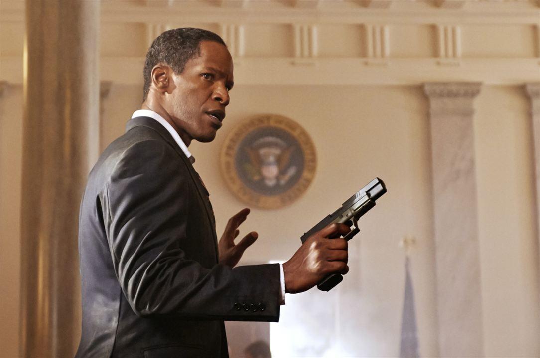 White House Down : Photo Jamie Foxx