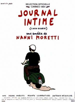 Journal intime : Affiche