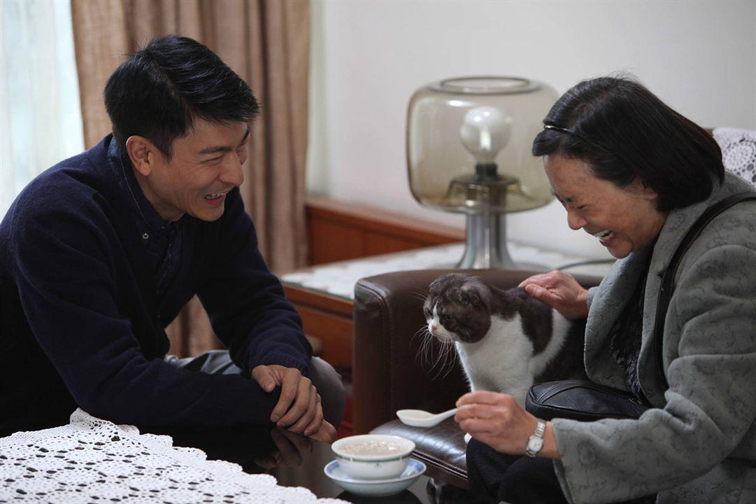 Une vie simple : Photo Andy Lau, Deannie Yip
