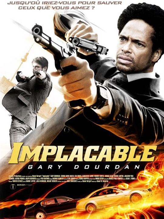 Implacable : Affiche