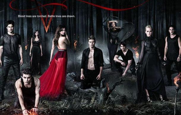 """""""Vampire Diaries"""""""