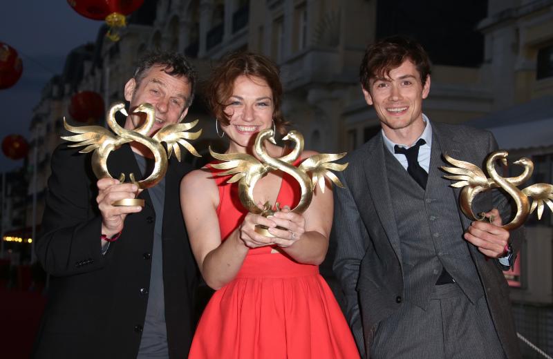 Lucas Belvaux (Swann d'or Meilleur film), Emilie Dequenne (Swann d'or Meilleure actrice), Loïc Corbery (Swann d'or Meilleur acteur)