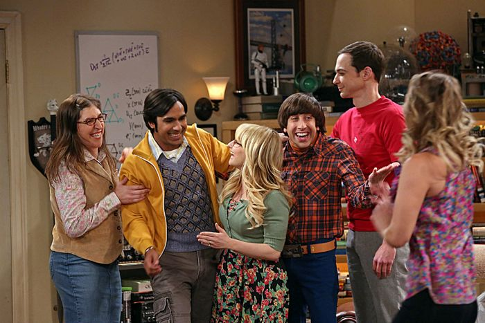 The Big Bang Theory - Saison 8
